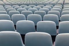 Puste siedzenie odczytowa sala Żadny ludzie Zdjęcia Royalty Free