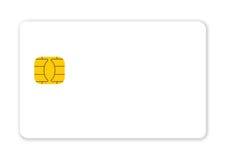 pustej karty kredyt obraz royalty free