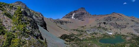 Pustkowie panorama Zdjęcia Stock