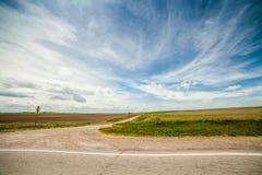 Pustkowie Południowy Dakota, Stany Zjednoczone Ameryka Zdjęcia Stock