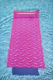 pusty basen różowego pływaka obrazy stock