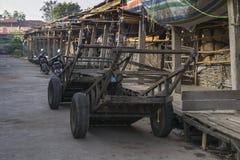 Pusty bazar Fotografia Royalty Free