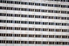 Pusty betonowy budynek zdjęcie royalty free