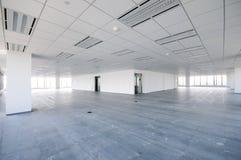 pusty biurowy pokój zdjęcia stock