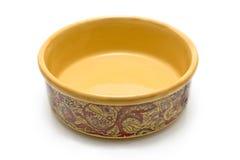 Pusty ceramiczny puchar zdjęcia royalty free