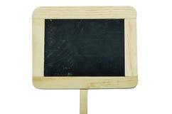 Pusty chalkboard Zdjęcia Stock