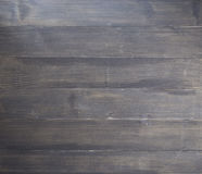 Pusty ciemny drewniany tło Obraz Royalty Free