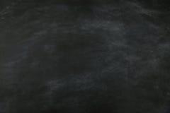 Pusty czarny chalkboard tło dla projekta obrazy royalty free