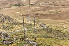 Pusty Drogowy Irlandia 0021 Zdjęcie Royalty Free