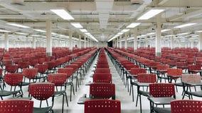 Pusty egzaminu pokój dla dorosłego egzaminu mianuje Zdjęcie Royalty Free
