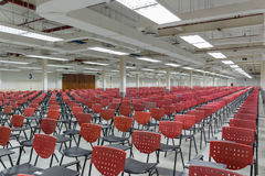 Pusty egzaminu pokój dla dorosłego egzaminu mianuje Zdjęcia Royalty Free