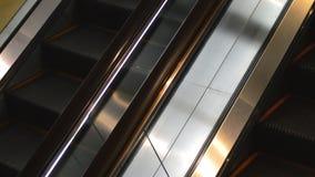 Pusty eskalator zdjęcie wideo
