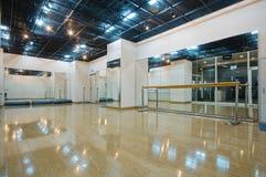 pusty gym Obraz Stock