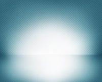 Pusty izbowy tło - błękitna whith tekstura Obraz Royalty Free