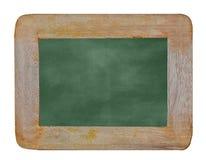Pusty Kredowej deski tło, puste miejsce/ Blackboard tło Zdjęcie Royalty Free