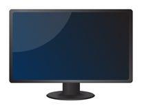 pusty monitor Zdjęcie Stock