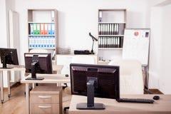 Pusty nowożytny biznesowy biuro Zdjęcia Stock