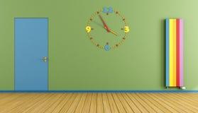 Pusty Playroom Zdjęcie Stock