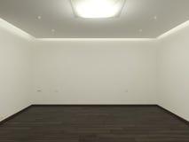 pusty pokój Zdjęcia Stock