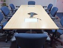 pusty pokój konferencji Fotografia Stock