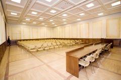 pusty pokój konferencyjny Obraz Royalty Free