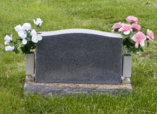 pusty pomnik kamień Fotografia Stock