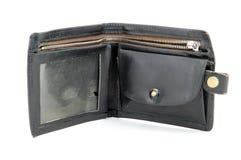 pusty portfel Zdjęcie Royalty Free