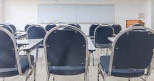 pusty sala lekcyjna wizerunek Zdjęcie Royalty Free
