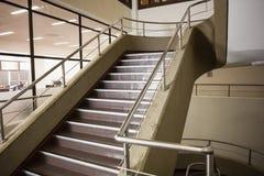 Pusty schodowy sposób Obraz Royalty Free
