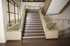Pusty schodowy sposób Obrazy Royalty Free