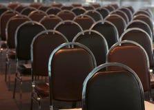 Pusty spotkanie lub sala konferencyjna obrazy stock