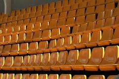 pusty stadionie Obrazy Stock