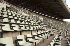 pusty stadium Obrazy Royalty Free