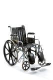 Pusty wózek inwalidzki Obrazy Royalty Free