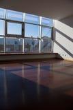 pusty żywy pokój Obrazy Stock
