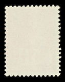 pusty znaczek pocztowy Obrazy Stock