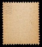 Pusty znaczek pocztowy. obrazy royalty free