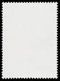 Pusty znaczek pocztowy Fotografia Stock