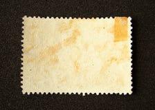 pusty znaczka pocztowego Fotografia Stock