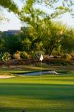 pustyni arizona kursu golfa Obraz Stock