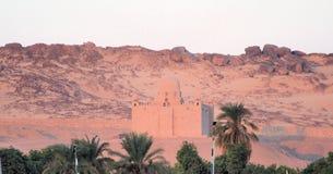 pustynia dom egipcjanina dom Obrazy Royalty Free