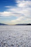 Pustynia, Śmiertelna dolina, Kalifornia, usa Zdjęcie Stock