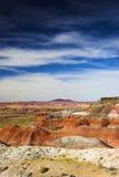 pustynia płótna Fotografia Stock