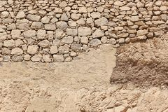 Pustynia przy Egipt zdjęcie royalty free