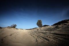 pustynie Obrazy Stock