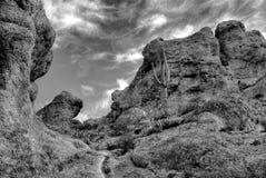 pustynna 22 góry Fotografia Royalty Free
