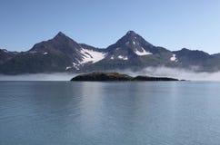 pustynna Alaska wyspa zdjęcie royalty free