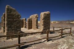 pustynna dolina śmierci zdjęcie stock