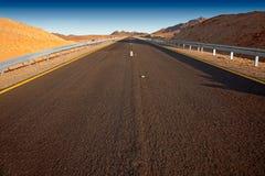 pustynna droga Obraz Royalty Free