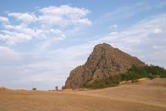 pustynna góry Zdjęcia Royalty Free